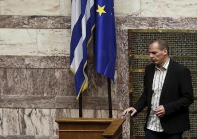 Una salida de Grecia de la zona euro perforaría los bolsillos del BCE
