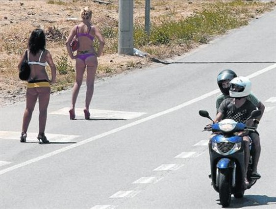 Videos prostitutas en españa pelea de prostitutas