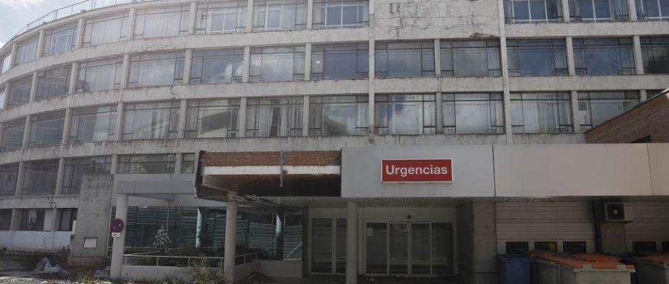 Ahora madrid solicita invertir en el antiguo hospital - Hospital puerta de hierro majadahonda ...