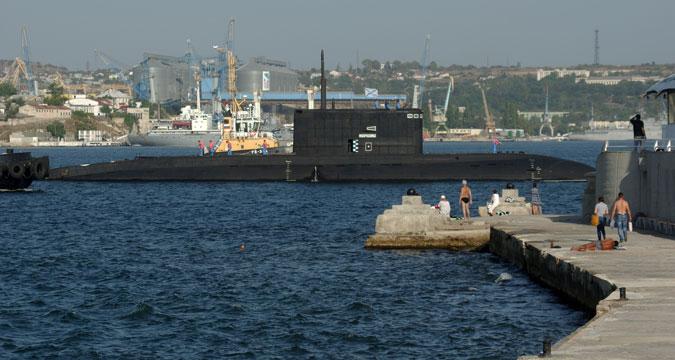 Rostov del Don, el submarino ruso que ataca al Estado Islámico