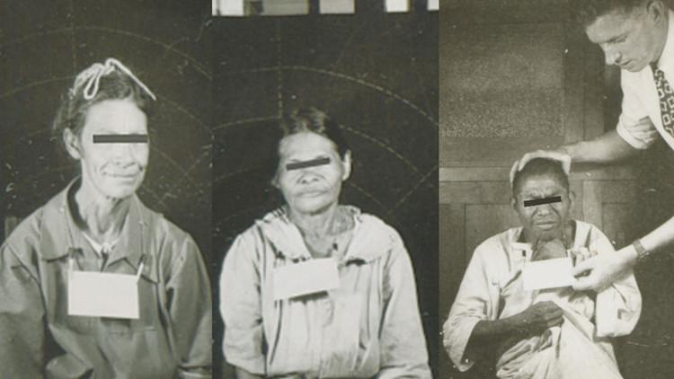 Fotografía de archivo del caso de las infecciones en Guatemala