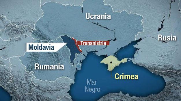 Mapa-Transnistria