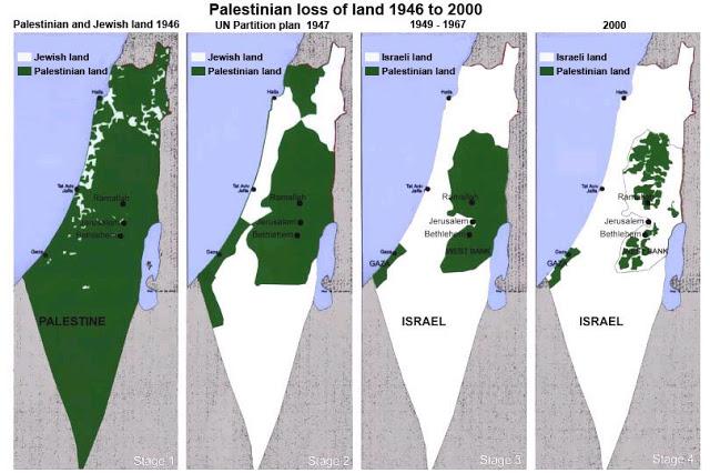 Revista Libre Pensamiento: Israel, un territorio y una nación inventados por Occidente y el Sionismo (Parte 1)