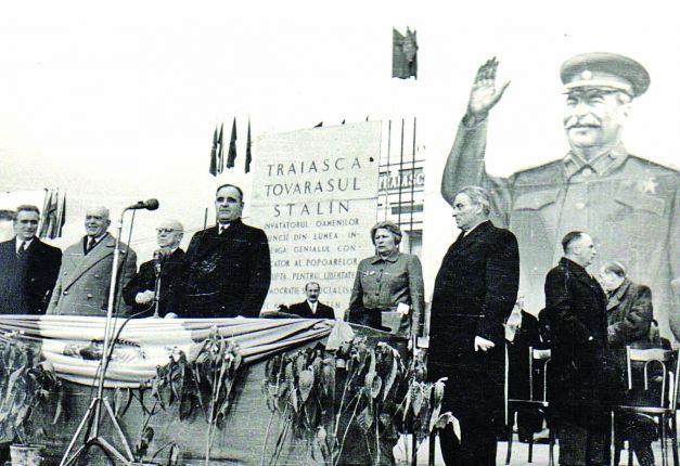 Palabras de Ana Pauker y Vasile Luca sobre la Revolución Socialista de Octubre1