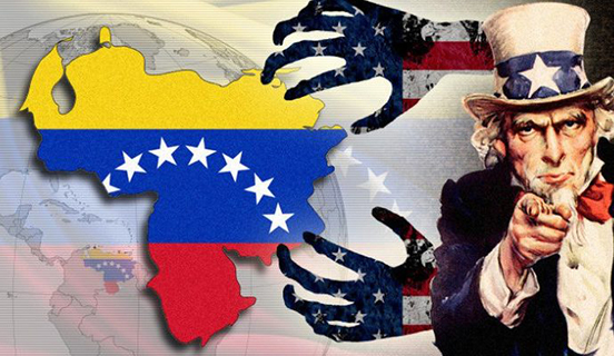 imperialismo en venezuela