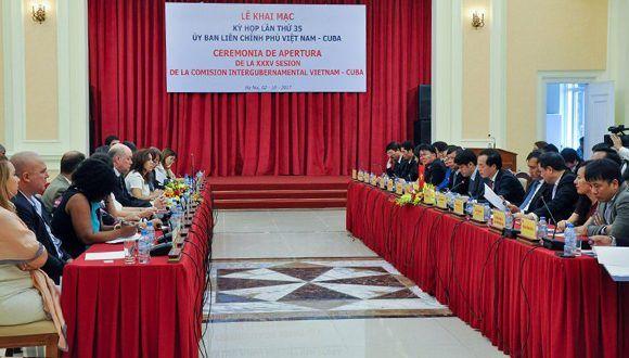 comision-intergubernamental-cuba-vietnam