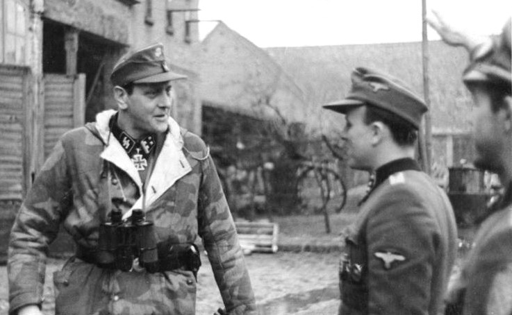 Deutsches Bundesarchiv Otto Skorzeny entrenó al asesino de Stalin.