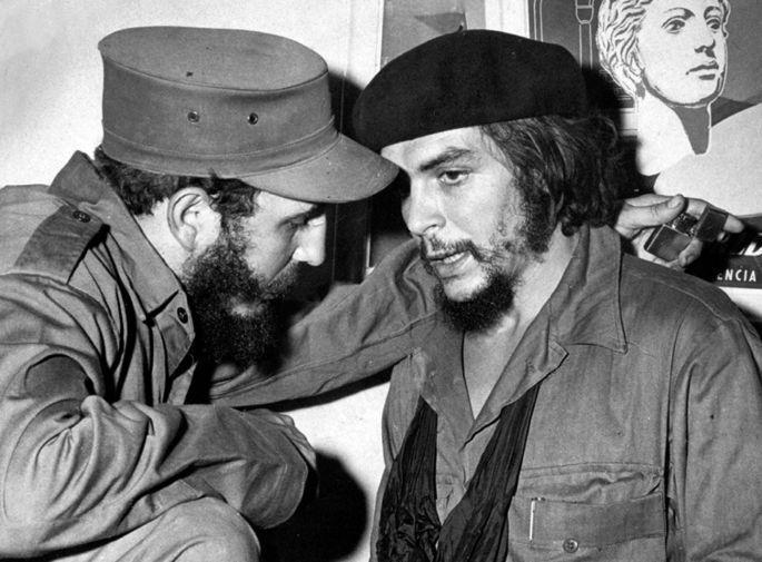 Fidel-y-el-Che