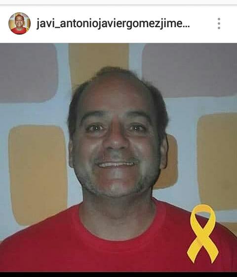 Antonio Javier Gómez Jimènez