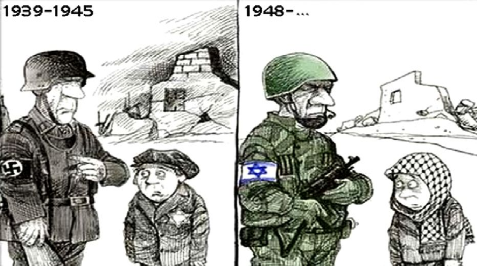 nazi sionismo